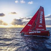 Leg 02, Lisbon to Cape Town, day 09, on board MAPFRE. Photo by Ugo Fonolla/Volvo Ocean Race. 14 November, 2017