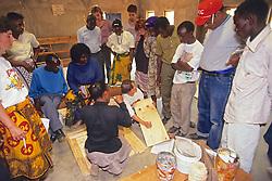 Shay Explaining How To Build Solar Ovens