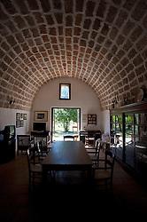 Alessano 17-18 ottobre 2012.La Masseria Macurano è una imponente e fortificata costruzione rurale turriforme nel cuore del Salento, eccellente e singolare simbolo della civiltà contadina del XIII° secolo.