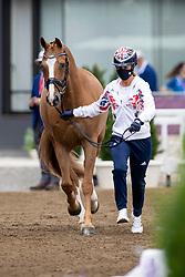 Dujardin Charlotte, GBR, Gio, 133<br /> Olympic Games Tokyo 2021<br /> © Hippo Foto - Dirk Caremans<br /> 23/07/2021