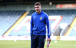 Ryan Sweeney of Bristol Rovers arrives at the Crown Oil Arena - Mandatory by-line: Matt McNulty/JMP - 04/02/2017 - FOOTBALL - Crown Oil Arena - Rochdale, England - Rochdale v Bristol Rovers - Sky Bet League One