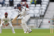 Jonathan Tattersall of Yorkshire during the opening day of the Specsavers County Champ Div 1 match between Yorkshire County Cricket Club and Hampshire County Cricket Club at Headingley Stadium, Headingley, United Kingdom on 27 May 2019.