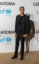 Mohammed Al Turki arriving at a photocall for the Unicef Summer Gala Presented by Luisaviaroma at Villa Violina on August 10, 2018 in Porto Cervo, Italy. Photo by Alessandro Tocco/ABACAPRESS.COM