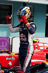 0.09.2010, Hockenheimring, Hockenheim, GER, World Series by Renault, im Bild Daniel Ricciardo, EXPA Pictures © 2010, PhotoCredit: EXPA/ MN