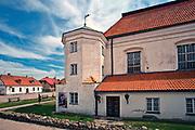 Wielka Synagoga - obecnie Muzeum Kultury Żydowskiej w Tykocinie, Polska<br /> Baroque Jewish Synagogue, Tykocin, Poland