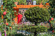 The RHS Greening Grey Britain . For Healt Happiness and Horticulture. By Ann-Marie Powell.