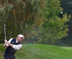 05.10.2010, Golfclub, Zell am See Kaprun, AUT, European Paragolf Championships 2010, im Bild Charles-Henri Quelin, FRA, EXPA Pictures © 2010, PhotoCredit: EXPA/ J. Feichter