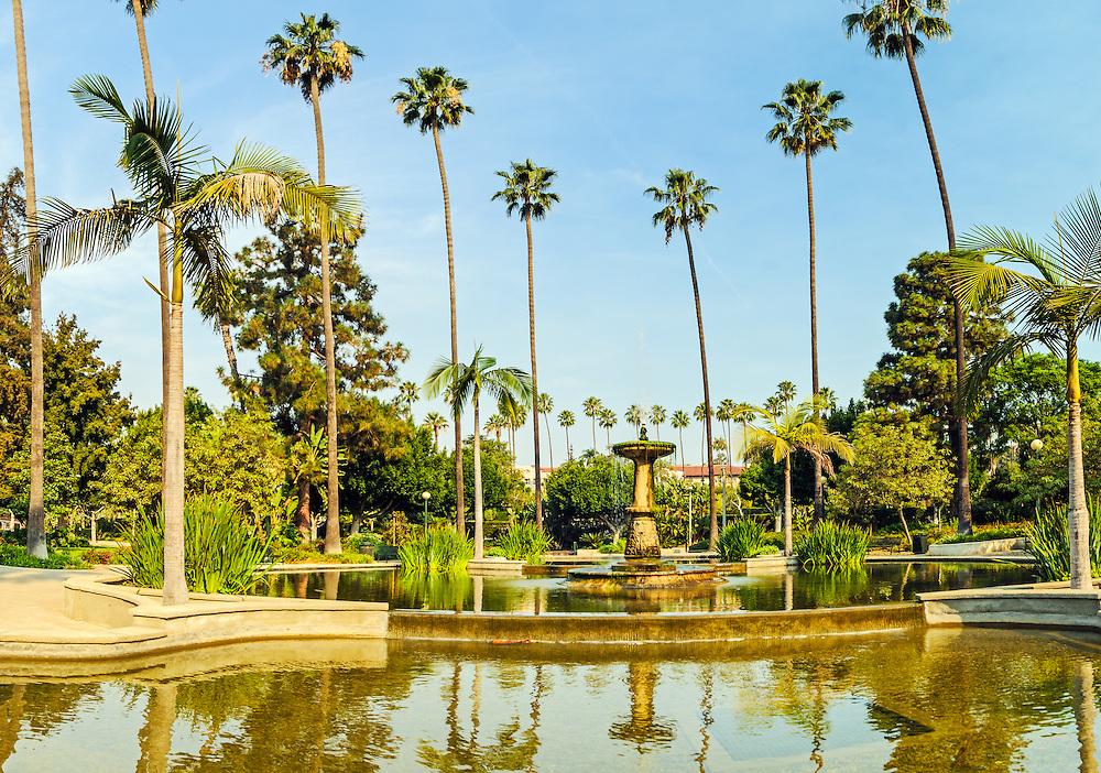 Will Rogers Memorial Park, Beverly Hills, CA, California