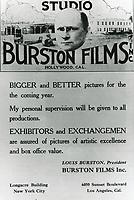 1920 Burston Film Company