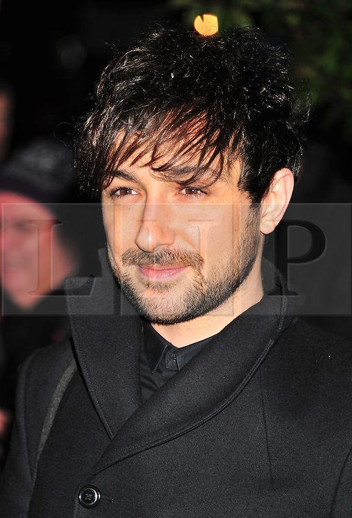 © Licensed to London News Pictures. 14/12/2011. London, England.Zane Lowe attends the English National Ballet: The Nutcracker - Christmas Performance in St Martins London .  Photo credit : ALAN ROXBOROUGH/LNP