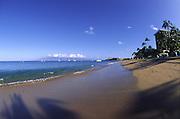Kaanapali Beach, Kaanapali, Maui, Hawaii, USA<br />