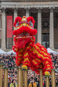 Chinese New Year London 2018