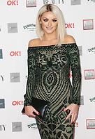 Katie McGlynn, The Beauty Awards 2018, Park Plaza Westminster Bridge, London, UK, 26 November 2018, Photo by piQtured