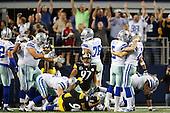 Dallas Cowboys vs Pittsburgh Steelers