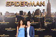 061417 'Spider-Man: Homecoming' Madrid Photocall