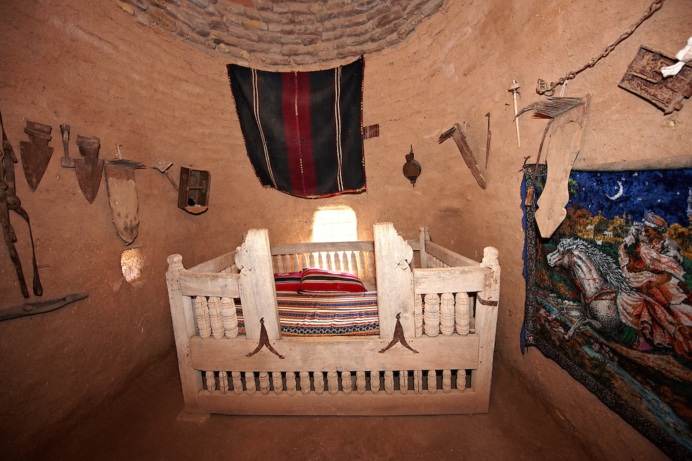 """Pictures of the beehive adobe buildings of Harran, south west Anatolia, Turkey.  Harran was a major ancient city in Upper Mesopotamia whose site is near the modern village of Altınbaşak, Turkey, 24 miles (44 kilometers) southeast of Şanlıurfa. The location is in a district of Şanlıurfa Province that is also named """"Harran"""". Harran is famous for its traditional 'beehive' adobe houses, constructed entirely without wood. The design of these makes them cool inside. 2 .<br /> <br /> If you prefer to buy from our ALAMY PHOTO LIBRARY  Collection visit : https://www.alamy.com/portfolio/paul-williams-funkystock/harran.html<br /> <br /> Visit our TURKEY PHOTO COLLECTIONS for more photos to download or buy as wall art prints https://funkystock.photoshelter.com/gallery-collection/3f-Pictures-of-Turkey-Turkey-Photos-Images-Fotos/C0000U.hJWkZxAbg ."""
