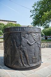 Hillsborough sculpture Liverpool UK