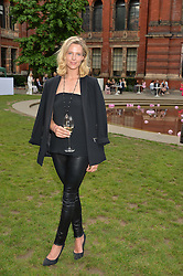 OLIVIA WILKINSON at the V&A Summer Party in association with Harrod's held at The V&A Museum, London on 22nd June 2016.