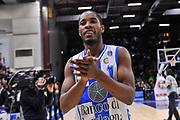 DESCRIZIONE : Campionato 2014/15 Serie A Beko Dinamo Banco di Sardegna Sassari - Acqua Vitasnella Cantu'<br /> GIOCATORE : Jerome Dyson<br /> CATEGORIA : Ritratto Esultanza<br /> SQUADRA : Dinamo Banco di Sardegna Sassari<br /> EVENTO : LegaBasket Serie A Beko 2014/2015<br /> GARA : Dinamo Banco di Sardegna Sassari - Acqua Vitasnella Cantu'<br /> DATA : 28/02/2015<br /> SPORT : Pallacanestro <br /> AUTORE : Agenzia Ciamillo-Castoria/L.Canu<br /> Galleria : LegaBasket Serie A Beko 2014/2015
