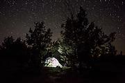 Smith Rock State Part in Terrebonne, Oregon.  Jul 25, 2014 by Mick Orlosky / Redfishingboat