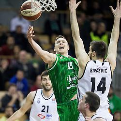 20170115: SLO, Basketball - ABA League 2016/17, KK Union Olimpija vs KK Partizan