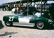 Goodwood BARC race 18th May 1963, Lotus-Climax racing car John Coundley Racing Partnership