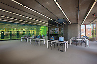 Interior Design Image of WHL Library in Washington DC  By Jeffrey Sauers of Commercial Photographics