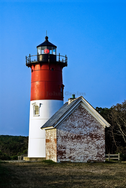 Nauset Light, Cape Cod Natainal Seashore, Eastham, Cape Cod, MA.