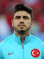 Uefa - World Cup Fifa Russia 2018 Qualifier / <br /> Turkey National Team - Preview Set - <br /> Ozan Tufan