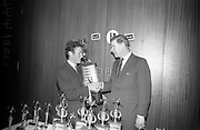 28/3/1966<br /> 3/18/1966<br /> 28 March 1966<br /> <br /> Mr. Terry Hegarty and Mr. Alan Swan at the Beamish and Crawford Bowling Presentation in Portmarnock