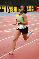 Samsung Diamond League adidas Grand Prix track & field; 4x400 meter relay youth girls, Awesome Power TC