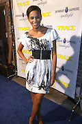 Anna Sophia at the Trace Magazine annual launch for ' Black Girls Rule ' issue held at Merkato 55 on August 19, 2008