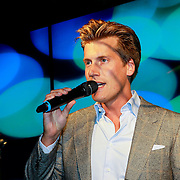 NLD/Amsterdam/20131014 - Cd presentatie Wesly Bronkhorst, Nick Nielsen