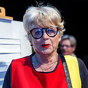 NLD/Haarlem/20171230 - Uitreiking Mary Dresselhuysprijs 2017, Petra Laseur