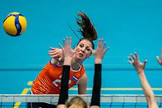 20210509 BEL: Belgium - Netherlands, Women's Friendly volleyball match, Beveren