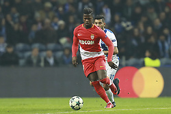 December 6, 2017 - Na - Porto, 06/12/2017 - Football Club of Porto received, this evening, AS Monaco FC in the match of the 6th Match of Group G, Champions League 2017/18, in Estádio do Dragão. Terence Kongolo; Jesús Corona  (Credit Image: © Atlantico Press via ZUMA Wire)