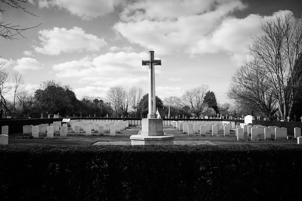 Courtesy of the Commonwealth War Graves Commission