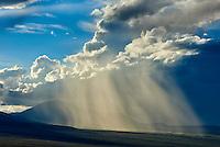 Mongolie, province de Gobi-Altay, région de l'ouest, paysage dans la steppe // Mongolia, Gobi-Altay province, western Mongolia, landscape in the steppe