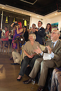 JANE BRYANT, Lady  Sandra Bates and Jason Bradbury host 'Lust' a mixed exhibition. La Galleria. Pall Mall.  London 3 September 2013.