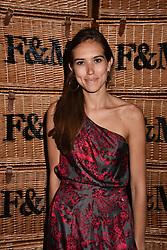 Natalie Salmon at the Fortnum & Mason Food and Drink Awards, Fortnum & Mason Food and Drink Awards, London, England. 10 May 2018.