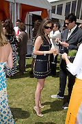 GABRIELLE ROSS, 2008 Veuve Clicquot Gold Cup Polo final at Cowdray Park. Midhurst. 20 July 2008 *** Local Caption *** -DO NOT ARCHIVE-© Copyright Photograph by Dafydd Jones. 248 Clapham Rd. London SW9 0PZ. Tel 0207 820 0771. www.dafjones.com.