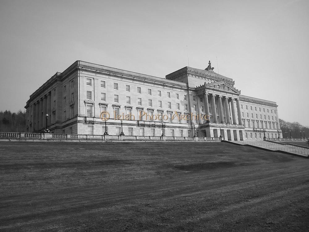 Parliament Buildings, Stormont Estate. Belfast City ñ 1932,
