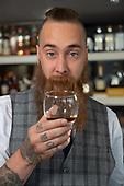 AJ Snetler - Bartender Photo Shoot