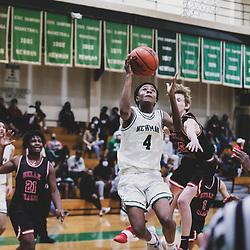 11-23-2020 Newman Boys Basketball