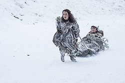 September 1, 2017 - Ellie Kendrick, Isaac Hempstead Wright..'Game Of Thrones' (Season 7) TV Series - 2017 (Credit Image: © Hbo/Entertainment Pictures via ZUMA Press)