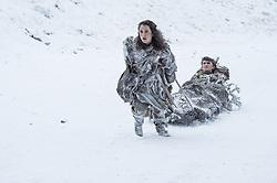September 1, 2017 - Ellie Kendrick, Isaac Hempstead Wright..'Game Of Thrones' (Season 7) TV Series - 2017 (Credit Image: © Hbo/Entertainment Pictures via ZUMA Press)