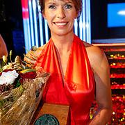 NLD/Amsterdam/20121218 - NOC/NSF Sportgala 2012, winnares Fanny Blankers Keon prijs, Anky van Grunsven