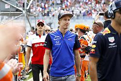 June 24, 2018 - Le Castellet, France - Motorsports: FIA Formula One World Championship 2018, Grand Prix of France, .#28 Brendon Hartley (NZL, Red Bull Toro Rosso Honda) (Credit Image: © Hoch Zwei via ZUMA Wire)