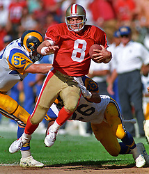 Steve Young, 1992