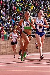 Penn RelaysOlympic Development Women's Mile Run, Oiselle,